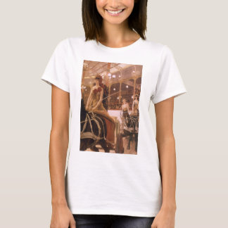 Ladies of the Cars (Circus) by Tissot, Vintage Art T-Shirt