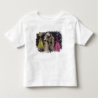 Ladies of the Day of the Dead, from Oaxaca Toddler T-shirt