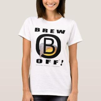 Ladies Official Brew-Off(tm) T-Shirt