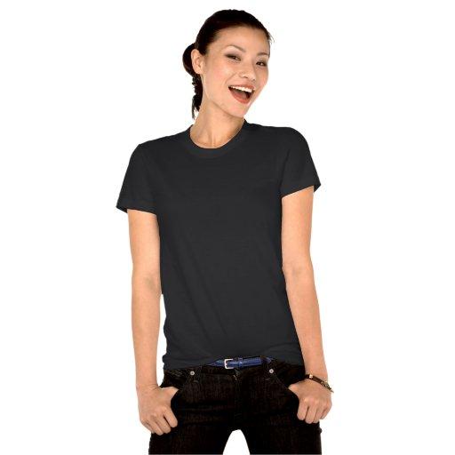 Ladies Organic Plant Protein - Vegan T shirt