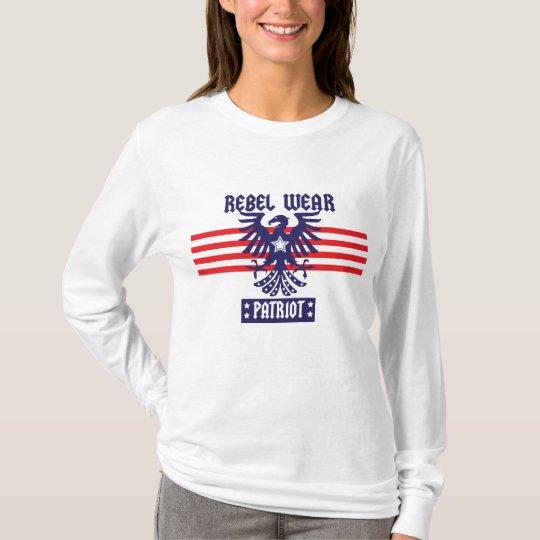 Ladies Patriot Hoody