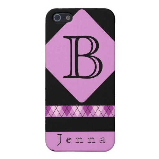 Ladies Personalized iPhone Case iPhone 5 Covers