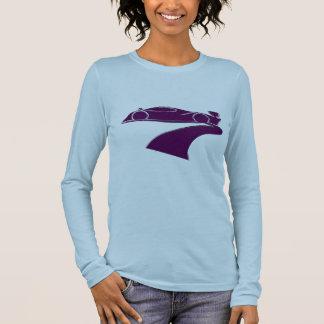 Ladies Racing long sleeve Long Sleeve T-Shirt