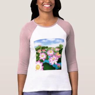 Ladies Raglan Jersey T-Shirt