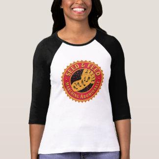 Ladies' Raglan Jersey T Shirts