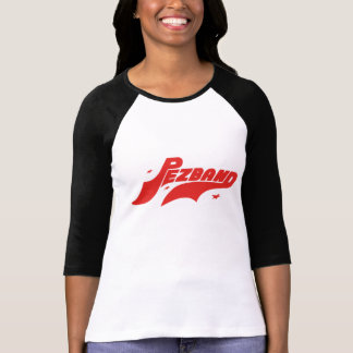 Ladies Raglan with Pezband Swash logo Tshirts