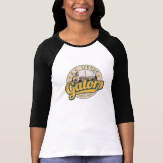 Ladies Ragland Sleeve Gator Logo Shirt