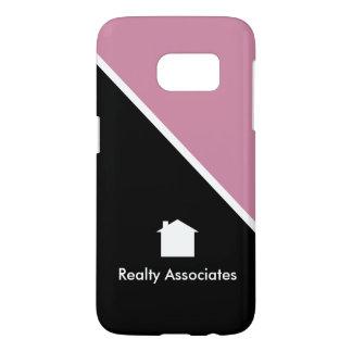 Ladies Real Estate Samsung Galaxy S7 Case
