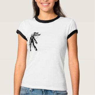 Ladies Reel Ringer Tee/Mist. T-Shirt