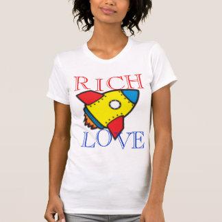 LADIES RICH LOVE ROCKET TEE