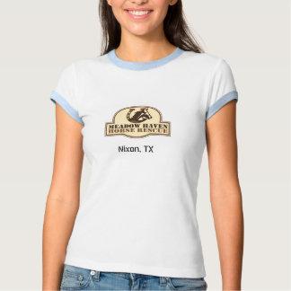 Ladies Ringer Tee Shirts