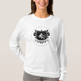 Ladies SCR AA Hoody Long Sleeve (Fitted)