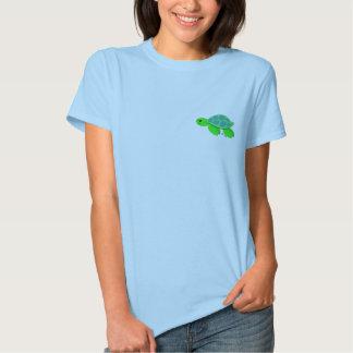 Ladies Sea Turtle T-Shirt
