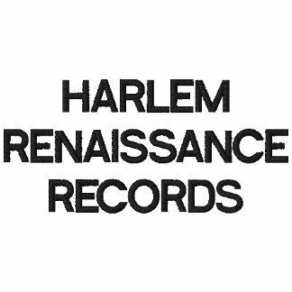 Ladies sherpa-lined zip HARLEM RENAISSANCE RECORDS Hoody