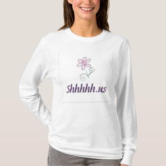 Ladies Shhhhh Hooded sweatshirt