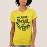 Ladies Shirt - Mulch Logo