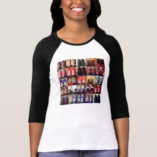 Ladies Shoe Shirt