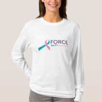 Ladies' Sleeve FORCE Live Life Empowered T-Shirt