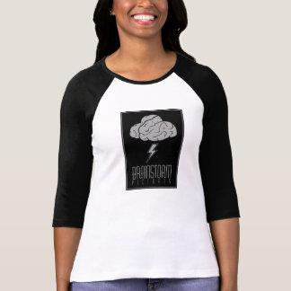 Ladies Sleeved BStorm paraphernalia T-Shirt