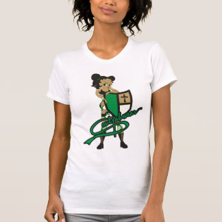 ladies souljahgirl T-Shirt