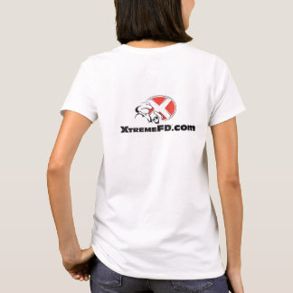 Ladies Spaghetti Top (Fitted): White