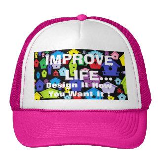 Ladies Sports/Work Cap Trucker Hat