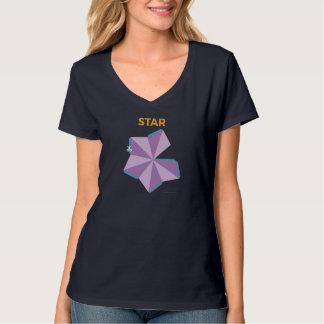 Ladies' STAR-template t-shirt