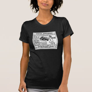Ladies Suffering (and Shmiling) T-Shirt