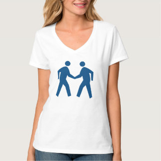 Ladies T-Shirt - Click for more styles and colors.