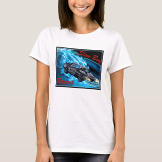 Ladies T-shirt for Slow Boy Racing