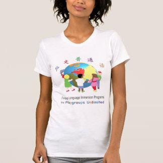 Ladies T-Shirt Mandarin