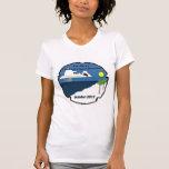 Ladies T-Shirt Tac Recce Large Patch