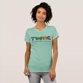 Ladies t-shirt with logo