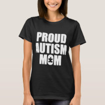 Ladies Tank Top Proud Autism Mom Autistic Awarenes