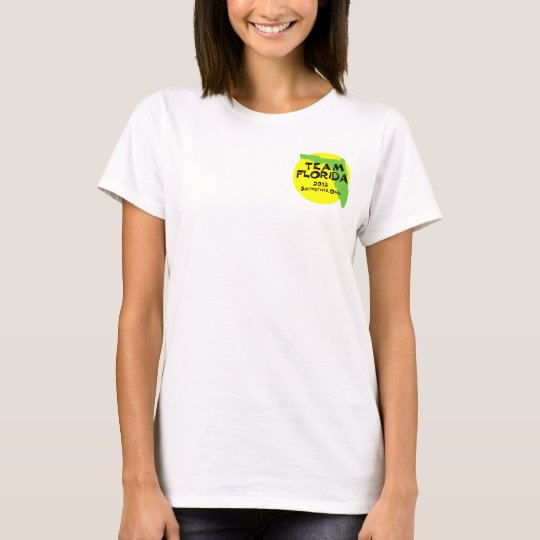 Ladies Team Florida shirt 1