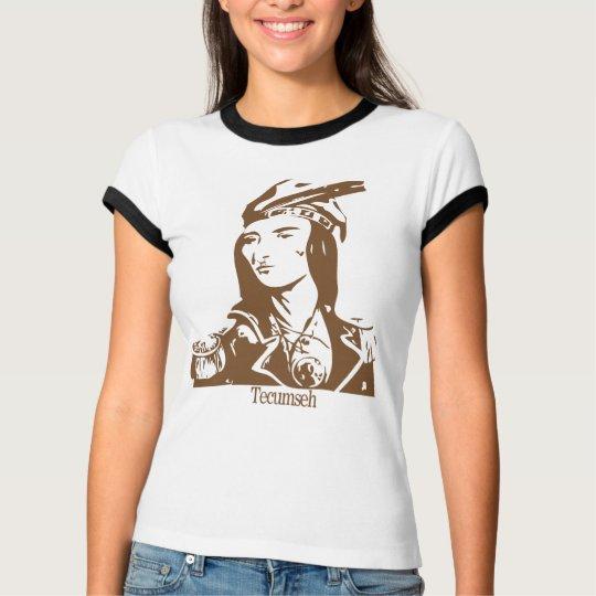 Ladies Tecumseh Ringer Shirt
