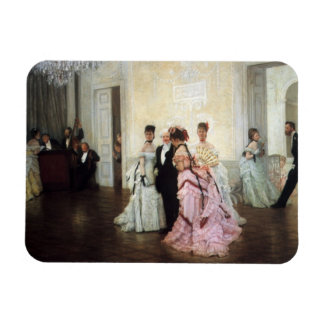 Ladies Too Early to the Party Rectangular Photo Magnet