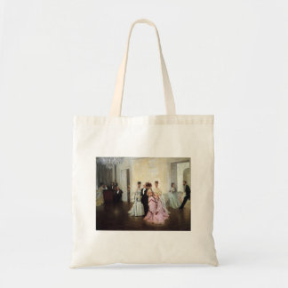 Ladies Too Early to the Party Tote Bag