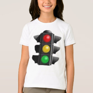 "Ladies ""Traffic Light"" T-Shirt"