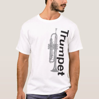 Ladies Trumpet Tonal Stripe T-Shirt