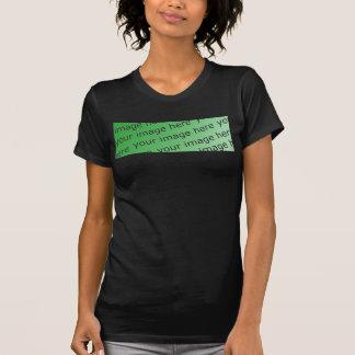 Ladies Twofer Sheer (Fitted) Tshirt