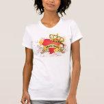 Ladies Unworthy Princess T-Shirt