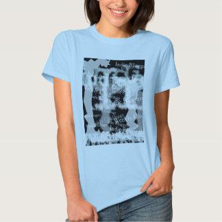 Ladies' version of Rough Edged Indie Bloggers shir T-Shirt