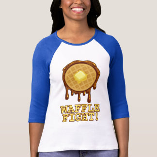 Ladies' Waffle Fight Shirt