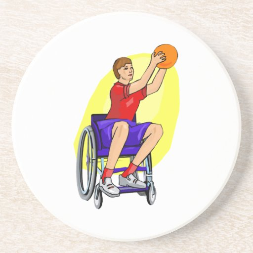 ladies wheelchair ball coaster