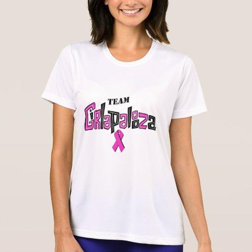 Ladies Wicking Team Shirt