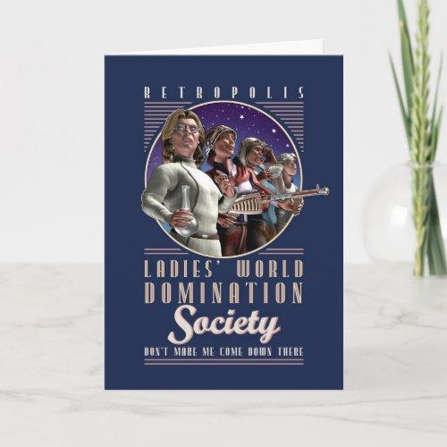 Ladies' World Domination Society