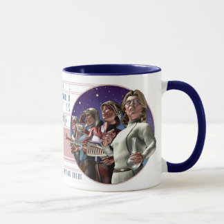 Ladies World Domination Society Mug