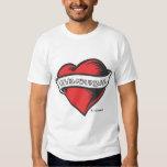 Ladies Worn T's (LiveJournal Tattoo) T-Shirt