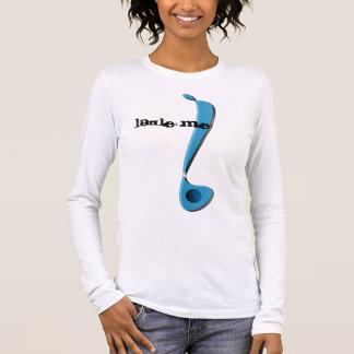 Ladle me, kitchen, contemporary design long sleeve T-Shirt
